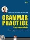 Helbling Languages GRAMMAR PRACTICE PRE-INTERMEDIATE with CD-ROM cena od 299 Kč