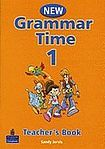 Longman Grammar Time 1 (New Edition) Teacher´s Book cena od 509 Kč