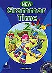 Longman Grammar Time 2 (New Edition) Student´s Book with multi-ROM cena od 456 Kč