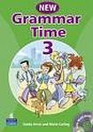 Longman Grammar Time 3 (New Edition) Student´s Book with multi-ROM cena od 434 Kč