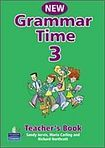 Longman Grammar Time 3 (New Edition) Teacher´s Book cena od 471 Kč