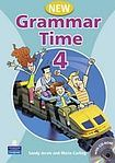 Longman Grammar Time 4 (New Edition) Student´s Book with Multi-ROM cena od 523 Kč