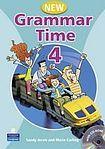 Longman Grammar Time 4 (New Edition) Student´s Book with Multi-ROM cena od 509 Kč