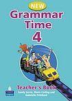 Longman Grammar Time 4 (New Edition) Teacher´s Book cena od 462 Kč