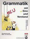 Klett nakladatelství Grammatik mit Sinn und Verstand neu. Lehrbuch cena od 545 Kč