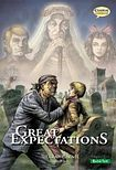 Classical Comics Great Expectations (Charles Dickens): The Graphic Novel Quick Text cena od 0 Kč