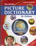 HEINLE PICTURE DICTIONARY FOR CHILDREN - BRIT ENG Lesson Planner cena od 450 Kč