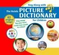 HEINLE PICTURE DICTIONARY FOR CHILDREN - BRIT ENG SING-ALONG CD cena od 284 Kč