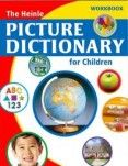 XXL obrazek HEINLE PICTURE DICTIONARY FOR CHILDREN - BRIT ENG WORKBOOK