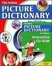 HEINLE PICTURE DICTIONARY FOR CHILDREN FUN PACK EDITION (TEXT ISE + INTERACTIVE CD-ROM) cena od 343 Kč