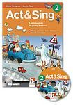 Helbling Languages Helbling Primary Act a Sing 2 + Audio CD cena od 491 Kč