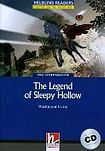 Helbling Languages HELBLING READERS Blue Series Level 4 The Legend of Sleepy Hollow + Audio CD (Washington Irving) cena od 184 Kč