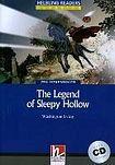 Helbling Languages HELBLING READERS Blue Series Level 4 The Legend of Sleepy Hollow + Audio CD (Washington Irving) cena od 184 Kč