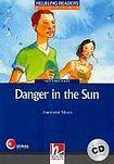 Helbling Languages HELBLING READERS Blue Series Level 5 Danger in the Sun + Audio CD (Antoinette Moses) cena od 121 Kč