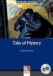 Helbling Languages HELBLING READERS Blue Series Level 5 Tales of Mystery + Audio CD (Edgar Allan Poe) cena od 182 Kč