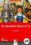 Helbling Languages HELBLING READERS Red Series Level 1 The Wizard of Oz + Audio CD (L. Frank Baum) cena od 140 Kč