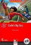 Helbling Languages HELBLING READERS Red Series Level 1 Zadie´s Big Day + Audio CD (Martyn Hobbs) cena od 140 Kč