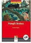 Helbling Languages HELBLING READERS Red Series Level 2 Mowgli´s Brothers + Audio CD (Rudyard Kipling) cena od 164 Kč