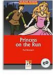 Helbling Languages HELBLING READERS Red Series Level 2 Princess on the Run + Audio CD (Paul Davenport) cena od 166 Kč