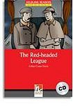 Helbling Languages HELBLING READERS Red Series Level 2 The Redheaded League + Audio CD (Arthur Conan Doyle) cena od 164 Kč
