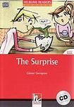 Helbling Languages HELBLING READERS Red Series Level 2 The Surprise + Audio CD (Günter Gerngross) cena od 166 Kč