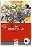 Helbling Languages HELBLING READERS Red Series Level 3 Grace and the Double Life + Audio CD (Martyn Hobbs) cena od 166 Kč