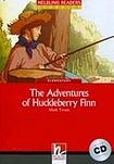 Helbling Languages HELBLING READERS Red Series Level 3 The Adventures of Huckleberry Finn + Audio CD (Mark Twain) cena od 166 Kč