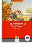 Helbling Languages HELBLING READERS Red Series Level 3 The Adventures of Tom Sawyer + Audio CD (Mark Twain, adapted by David A. Hill) cena od 166 Kč