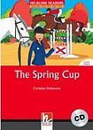 Helbling Languages HELBLING READERS Red Series Level 3 The Spring Cup + Audio CD (Christian Holzmann) cena od 164 Kč
