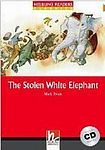 Helbling Languages HELBLING READERS Red Series Level 3 The Stolen White Elephant + Audio CD (Mark Twain) cena od 164 Kč
