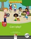 Helbling Languages HELBLING Young Readers A Can I play? + CD/CD-ROM (Rick Sampedro) cena od 153 Kč