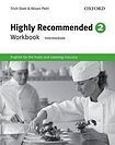 Oxford University Press Highly Recommended 2 (Intermediate) Workbook cena od 232 Kč