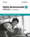 Stott Trish: Highly Recommended 1 Workbook - Stott Trish cena od 235 Kč