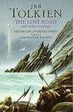 Harper Collins UK HISTORY OF MIDDLE-EARTH, V. 5: LOST ROAD cena od 344 Kč