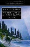 Harper Collins UK HISTORY OF MIDDLE-EARTH: INDEX cena od 212 Kč