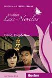 Hueber Verlag Hueber Hörbucher: Lese-Novelas (A1) David, Dresden, Audiobuch, Paket cena od 176 Kč