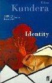 Kundera Milan: Identity cena od 209 Kč