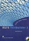 Macmillan IELTS Testbuilder Book 2 with key a CD cena od 636 Kč