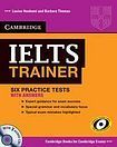 Cambridge University Press IELTS Trainer Practice Tests with answers and Audio CDs (3) cena od 552 Kč