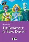 IMPORTANCE OF BEING EARNEST + CD (Black Cat Reading Classics) cena od 243 Kč
