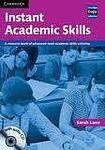Cambridge University Press Instant Academic Skills Book with Audio CD cena od 1088 Kč