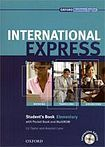 Oxford University Press International Express Interactive Elementary Student´s Pack (Student´s Book. Pocket Book. MultiROM and DVD) cena od 540 Kč