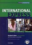 Oxford University Press International Express Interactive Intermediate Student´s Pack (Student´s Book. Pocket Book. MultiROM and DVD) cena od 532 Kč