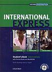 Oxford University Press International Express Interactive Intermediate Student´s Pack (Student´s Book. Pocket Book. MultiROM and DVD) cena od 514 Kč