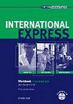 Oxford University Press International Express Interactive Intermediate Workbook with Audio CD cena od 173 Kč