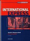 Oxford University Press International Express Interactive Pre-Intermediate Teacher´s Resource Book cena od 610 Kč