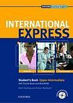 Oxford University Press International Express Interactive Upper-Intermediate Student´s Pack (Student´s Book. Pocket Book. MultiROM and DVD) cena od 513 Kč