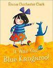 Harper Collins UK It Was You Blue Kangaroo cena od 179 Kč