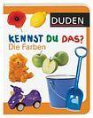 Bibliographisches Institut GmbH KENNST DU DAS? DIE FARBEN cena od 126 Kč