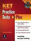 Longman KET Practice Tests Plus Revised Edition Student´s Book and Audio CD Pack cena od 606 Kč